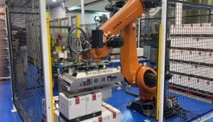 brazo robotizado