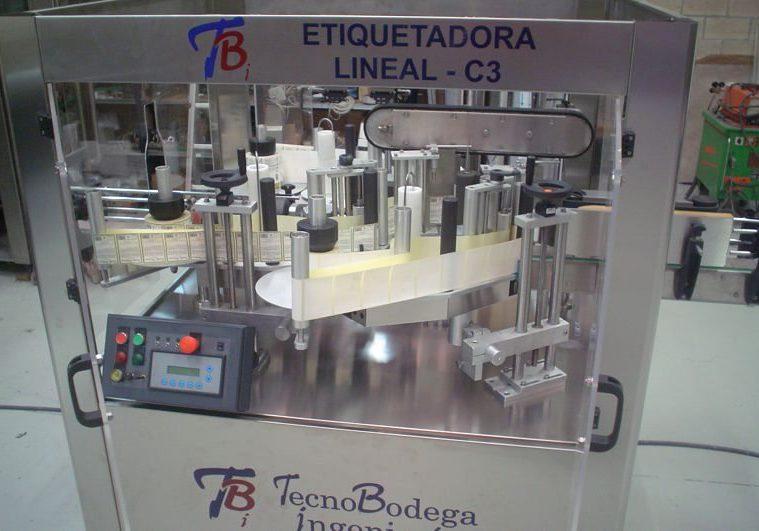 ETIQUETADORA LINEAL