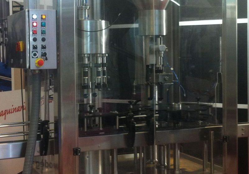 Llenadora de botellas: Pequeñas producciones